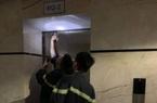 Mắc kẹt trong thang máy chung cư cao cấp gần 1 giờ, mẹ cùng con nhỏ hoảng loạn