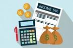 Toàn bộ các khoản thu nhập chịu thuế thu nhập cá nhân từ tiền lương, tiền công