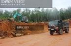 """Dùng """"đất lậu"""" thi công gói thầu Nhà nước hơn 12 tỷ đồng ở Bình Định: Phạt tiền, truy trách nhiệm cán bộ"""