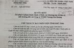 Phú Thọ: Vướng nhiều vi phạm, Công ty Vương Gia Hoàng bị phạt 370 triệu đồng