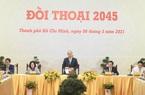 """""""Đối thoại 2045"""": Thủ tướng lắng nghe tiếng nói từ giới tinh hoa"""