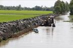 Thủy điện Trung Quốc giảm xả nước, xâm nhập mặn vào sâu các cửa sông ĐBSCL trong tháng 3