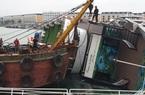 Chùm ảnh: Xót lòng nhìn du thuyền triệu đô ngâm dưới biển Hạ Long