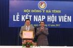 Chủ tịch Hội Đông y Hà Tĩnh: Mỗi phiếu vào khám, chữa bệnh ở trung tâm Võ Hoàng Yên giá 100.000 đồng