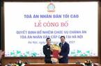 Ông Nguyễn Hòa Bình bổ nhiệm Chánh án TAND Cấp cao tại Hà Nội