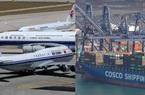 """Hãng hàng không, tàu biển và cảng Trung Quốc """"sống tốt"""" qua đại dịch nhờ đâu?"""