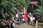 Phú Thọ: Chuẩn bị mở tour du lịch đêm Đền Hùng