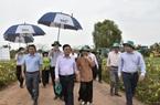 Tân Bộ trưởng Bộ NN&PTNT Lê Minh Hoan đến thăm Nông trường Thành Long tại tỉnh Tây Ninh