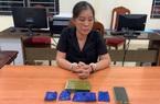 """Tóm gọn """"nữ quái"""" U60 ôm ma túy từ biên giới vào Việt Nam"""