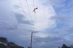 Cảnh báo tai nạn điện do trẻ em thả diều