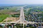 Cận cảnh tuyến đường ven biển hơn 1.400 tỷ ở Sầm Sơn đang gấp rút hoàn thiện