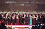 116 doanh nghiệp nhận Giải thưởng Chất lượng Quốc gia