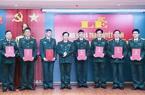 Viện Kiểm sát quân sự có thêm 9 Kiểm sát viên cao cấp
