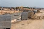 Xuyên lễ thi công khu tái định cư Lộc An - Bình Sơn đón người dân vào ở trước mùa mưa