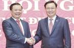 Trước ông Đinh Tiến Dũng, những Bí thư Thành ủy Hà Nội nào từng giữ chức Bộ trưởng?