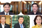 Chân dung 5 Ủy viên Trung ương Đảng được bầu làm Ủy viên Thường vụ Quốc hội