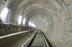"""TP.HCM: Tuyến metro số 1 đang gấp rút """"về đích"""""""