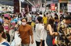 TP.HCM: Bất chấp Covid-19, siêu thị, trung tâm thương mại vẫn đông nghịt