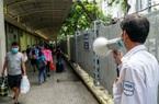 Lo sợ Covid-19, 100% người dân đeo khẩu trang tại các bến xe khi quay trở lại Hà Nội