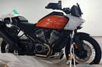 Harley-Davidson Pan America 1250 về đến Việt Nam