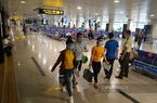 Ghi nhận ngày đầu tiên sân bay Tân Sơn Nhất chính thức mở lại đường bay thương mại