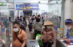 Video: Ga Sài Gòn, bến xe miền Đông tái khởi động trở lại sau nhiều tháng đóng cửa vì dịch Covid-19