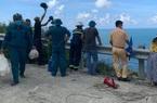 Đi câu mực tại bán đảo Sơn Trà, cụ ông bị sóng biển đánh trôi mất tích