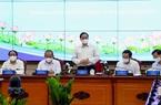 """Làm việc với Thủ tướng, Chủ tịch UBND TP.HCM nói: """"Thành phố đang đối mặt với rất nhiều thách thức"""""""