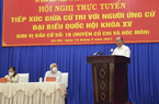 """Cử tri Củ Chi """"đặt hàng"""" Chủ tịch nước Nguyễn Xuân Phúc nhiều vấn đề """"nóng"""""""
