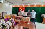 Masan tặng hàng nghìn thùng sản phẩm thiết yếu đến các đơn vị tuyến đầu chống dịch và các địa phương vùng dịch