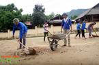 Tuổi trẻ Than Uyên chung sức xây dựng nông thôn mới