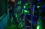 Mỏ khai thác bitcoin lớn nhất Trung Quốc mạnh tay với tiền ảo