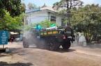 Nghệ An: Hình ảnh nóng phong toả 5 thôn ở xã có ca nhiễm Covid-19 cộng đồng