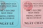 Đà Nẵng: Thẻ đi chợ, mấy ngày người dân được đi chợ 1 lần?