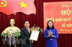 Ông Điểu K'Ré được điều động, phân công làm Phó Bí thư Tỉnh ủy Đắk Nông