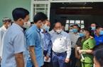Chủ tịch nước Nguyễn Xuân Phúc đang tiếp xúc cử tri tại huyện Củ Chi, TP.HCM