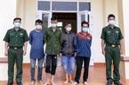 Điện Biên: Bắt giữ 4 đối tượng vượt biên trái phép