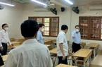 Chủ tịch UBND TP.Hà Nội vào vai thí sinh diễn tập công tác phòng, chống dịch Covid-19 trước kỳ thi vào lớp 10