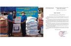 Hội Nông dân tỉnh Điện Biên gửi thư cảm ơn Báo NTNN/Điện tử Dân Việt hỗ trợ người dân vùng dịch Nậm Pồ