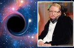 NASA chứng minh lý thuyết hố đen của Stephen Hawking sau 50 năm