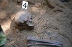 20.000 nạn nhân của Đức quốc xã được tìm thấy trong cuộc khai quật khủng khiếp ở Nga