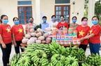 Hơn 300 tấn hàng hóa người dân xứ Nghệ gửi yêu thương vào TP. Hồ Chí Minh