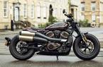 Harley-Davidson Sporster S 2021 - mẫu môtô phong cách đường phố giá 15.000 USD