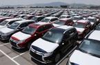 Nhập khẩu ô tô 6 tháng tiếp đà tăng mạnh
