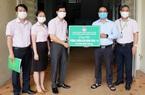Ngân hàng Chính sách xã hội Chi nhánh Đà Nẵng tiếp sức cùng các phường đang thực hiện giãn cách xã hội
