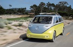 Volkswagen ID.Buzz - xe van điện sẽ ra mắt với 3 phiên bản