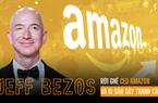 """Jeff Bezos rời ghế CEO Amazon: gần 3 thập kỷ xây dựng một """"đế chế"""" và di sản gây tranh cãi"""
