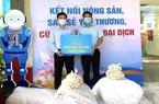 """Quảng Ngãi: Áo xanh giúp tiêu thụ """"vàng trắng"""", lập Đội phản ứng nhanh chở hàng vào vùng dịch"""