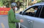 NÓNG: Công an Hà Nội quy định thủ tục mới bắt buộc phải có khi qua chốt kiểm soát ở cửa ngõ Thủ đô