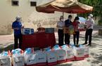 Đoàn thanh niên Bảo hiểm Agribank Đà Nẵng chia sẻ yêu thương đến với người dân khó khăn do Covid-19
